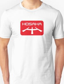 HOSAKA corporate logo Unisex T-Shirt