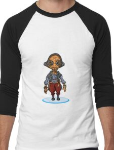 Maz Men's Baseball ¾ T-Shirt