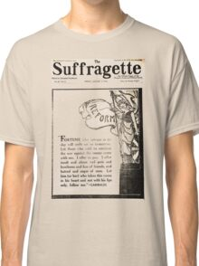 The Suffragette Classic T-Shirt