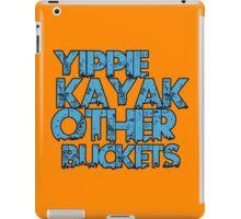 Botched line for Die Hard iPad Case/Skin
