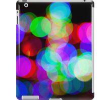 rainbow light iPad Case/Skin