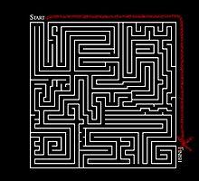 The Weirdist Maze by Kyle Hinckley