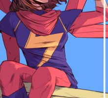 Kamala Khan  Sticker