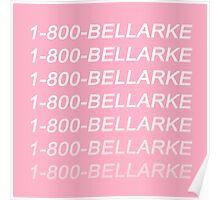 The 100 - Bellarke Hotline Bling Poster