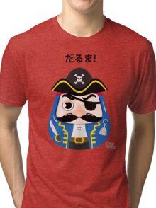 Pirates Daruma Tri-blend T-Shirt