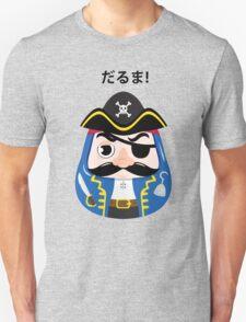 Pirates Daruma Unisex T-Shirt