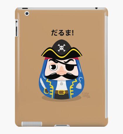 Pirates Daruma iPad Case/Skin
