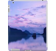 Sunrise in Halong Bay, Vietnam iPad Case/Skin