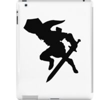 Link Silhouette iPad Case/Skin