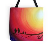 Roots & Wings (multicoloured) Tote Bag