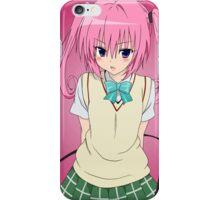 To Love-Ru Nana Deviluke iPhone Case/Skin