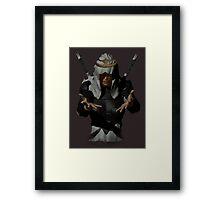 The Dark Queen Framed Print