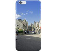 Water Street, Bakewell iPhone Case/Skin