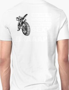 Cool Dirt Bike, Braaap!!! T-Shirt