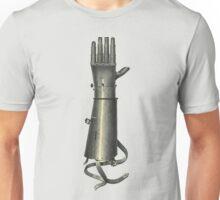 Robo Hand,Artifical Arm Dictionary Art Unisex T-Shirt