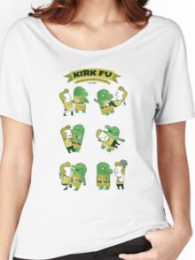 Kirk Fu! Women's Relaxed Fit T-Shirt