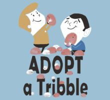 Adopt a Tribble Kids Tee