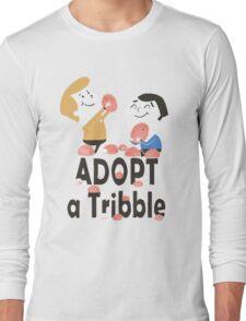 Adopt a Tribble Long Sleeve T-Shirt