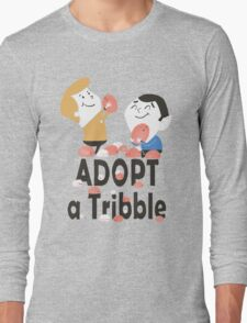 Adopt a Tribble Long Sleeve T-Shirt