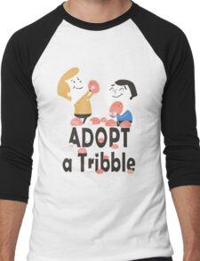 Adopt a Tribble Men's Baseball ¾ T-Shirt