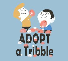 Adopt a Tribble Unisex T-Shirt