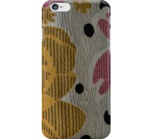 1970s Curtains iPhone Case/Skin