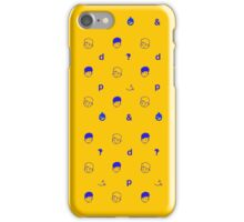 blue cheese iPhone Case/Skin