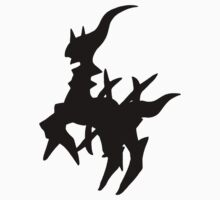Arceus Silhouette One Piece - Long Sleeve