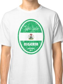 World Cup Football - Nigeria Classic T-Shirt