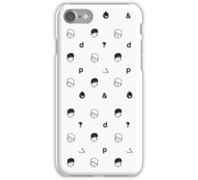 cookies & cream iPhone Case/Skin