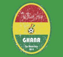 World Cup Football - Ghana Kids Tee