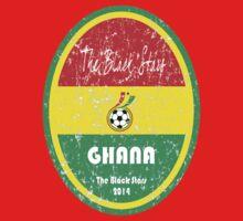 World Cup Football - Ghana One Piece - Long Sleeve