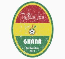 World Cup Football - Ghana One Piece - Long Sleeve