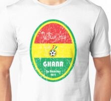 World Cup Football - Ghana Unisex T-Shirt