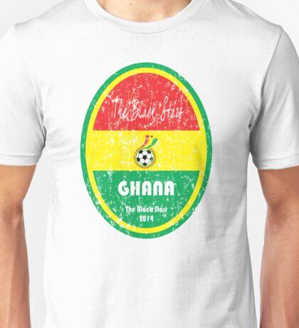 World Cup Football - Ghana Unisex T-Shirt