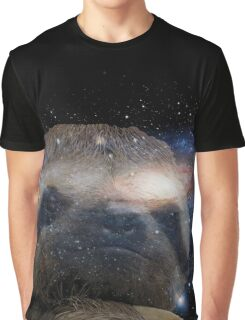Sloth space Graphic T-Shirt