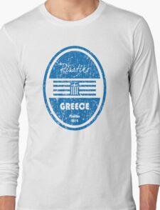 World Cup Football - Greece Long Sleeve T-Shirt