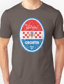 World Cup Football - Croatia T-Shirt