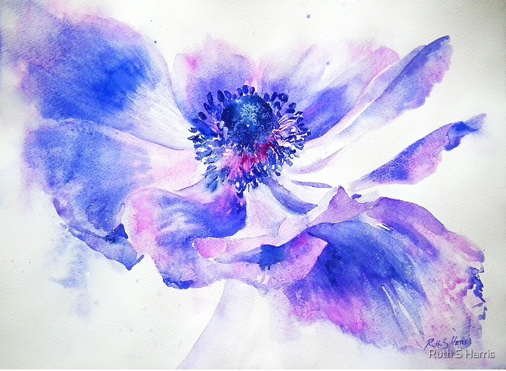 Blueberry Fizz by Ruth S Harris