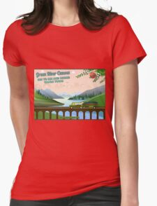 TakeMeToTheRiver06 Womens Fitted T-Shirt
