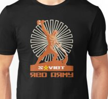SOVIET RED ARMY SCULPTURE Unisex T-Shirt