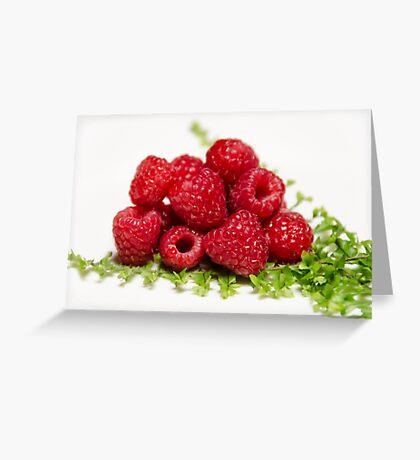 Berry Fresh Greeting Card