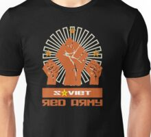 SOVIET RED ARMY 3 FISTS Unisex T-Shirt