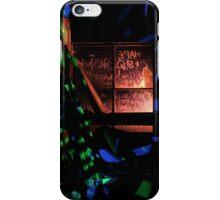 31.12.2015: Writings on the Window iPhone Case/Skin