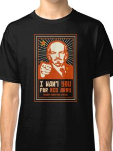 SOVIET RED ARMY I WANT YOU Classic T-Shirt
