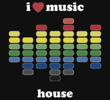 I HEART HOUSE MUSIC by madeofthoughts