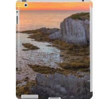 Sunset Over the Atlantic iPad Case/Skin