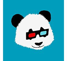 Cool panda Photographic Print