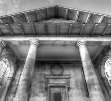 St Paul's Actors Church Covent Garden  by DavidHornchurch