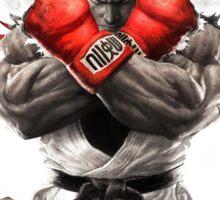 Ryu Street fighter 5 Sticker